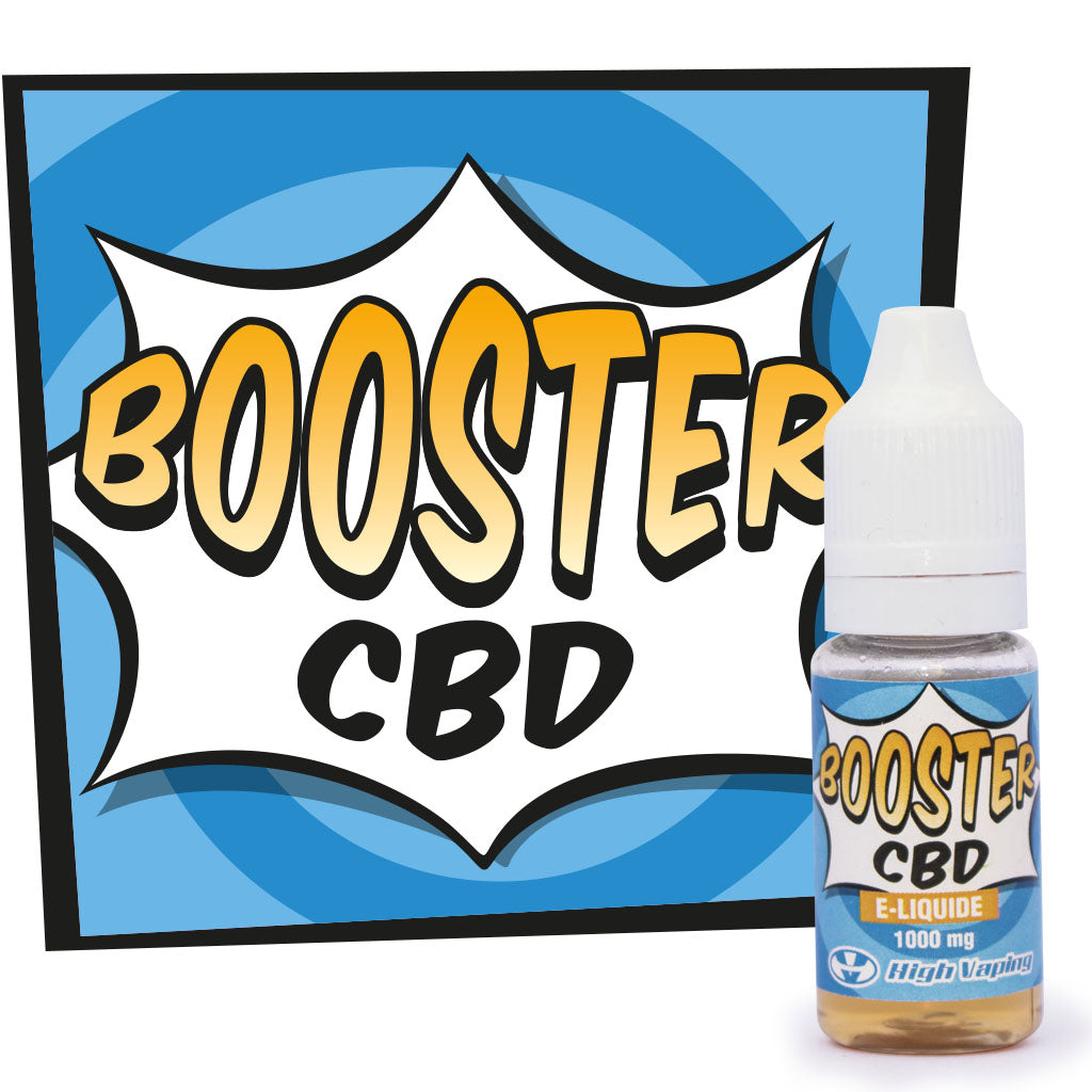 Booster CBD 10 ml - High Vaping