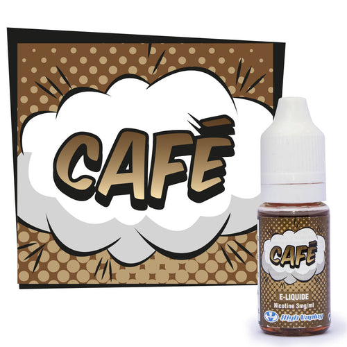 Café High Vaping