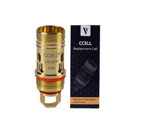 Ccell Vaporesso High Vaping
