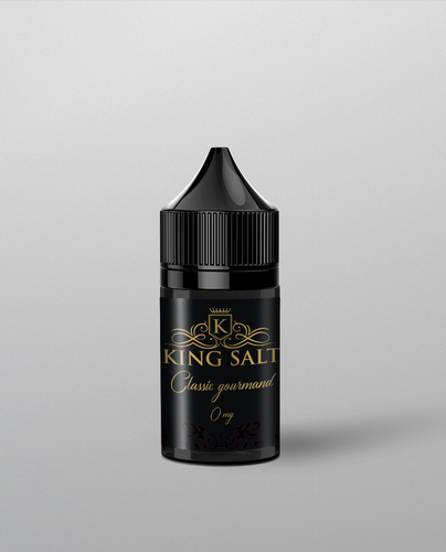 Classic gourmand king salt High Vaping