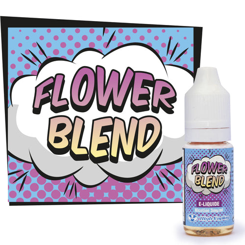 Flower blend High Vaping