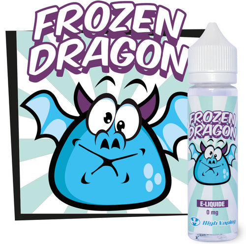 Frozen Dragon 50ml 0mg