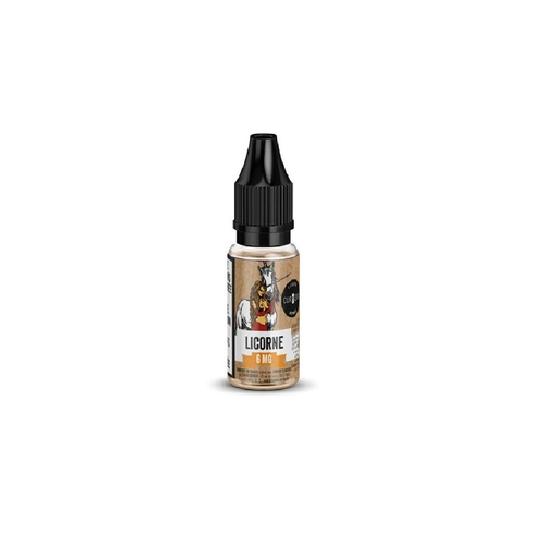Licorne Curieux High Vaping