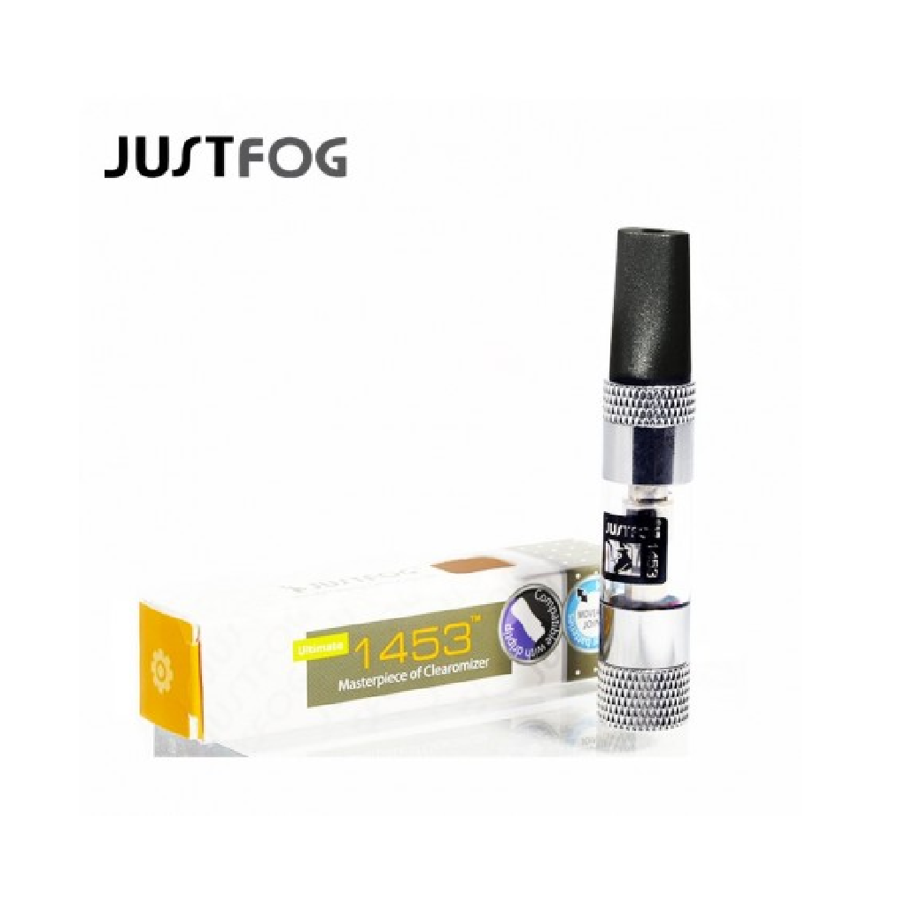 Justfog 1453 High Vaping