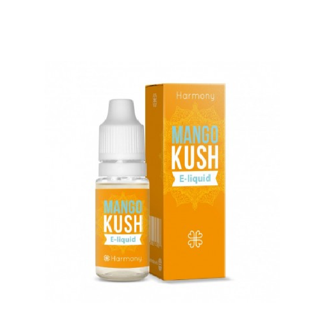 Harmony Mango Kush High Vaping
