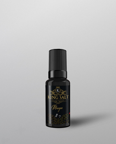 Mangue King salt High Vaping