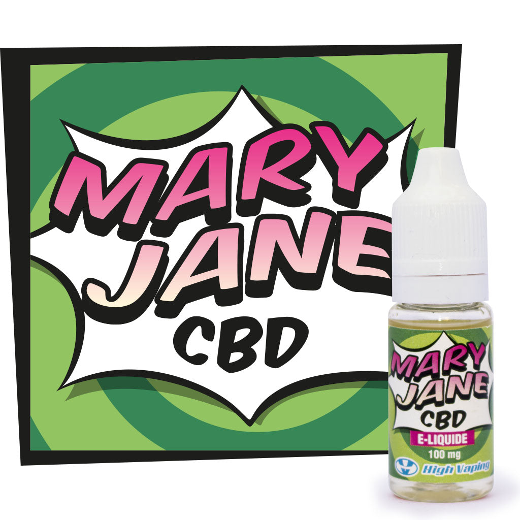 Mary Jane CBD