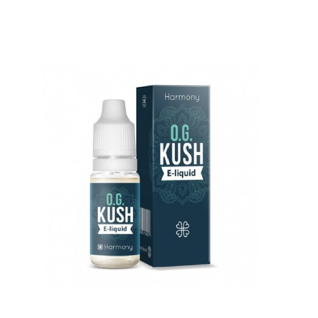 OG Kush Harmony High Vaping