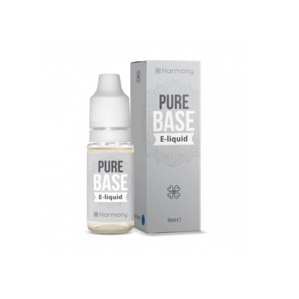 Pure Base Harmony High Vaping