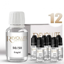 Revolute 12 mg High Vaping