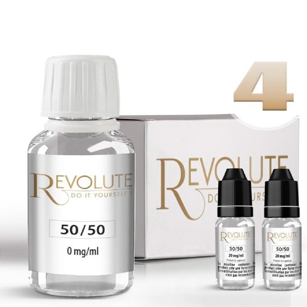 revolute 4mg High Vaping