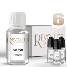 Revolute 6mg High Vaping
