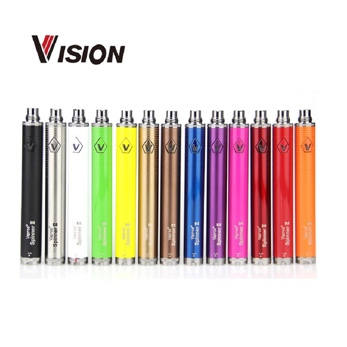 Vision Spinner 2 High Vaping