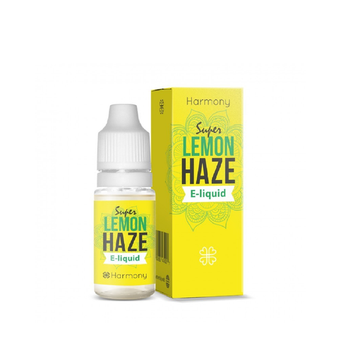 Harmony Super Lemon Haze High Vaping