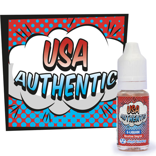 Usa authentic High Vaping