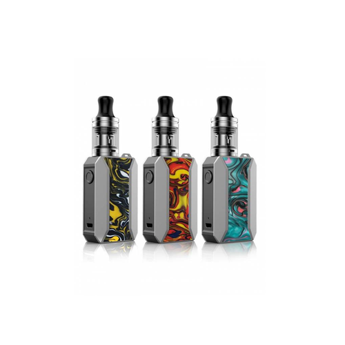 Voopoo Kit Drag Baby Trio High Vaping