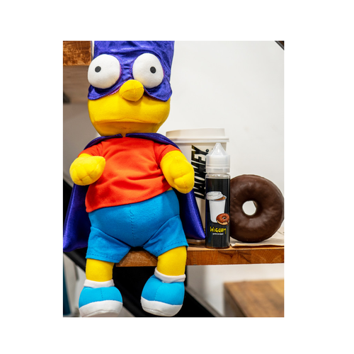 Wiggum Geeks And Vape High Vaping