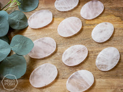 Rose Quartz Escort Cards