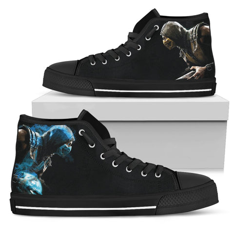 Mortal Kombat Shoes