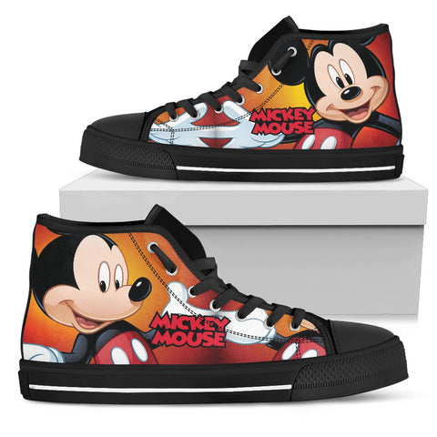 Mickey Mouse Shoes v7