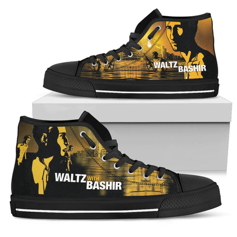 Waltz With Bashir Shoes