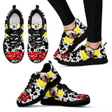 Mickey Mouse Sneakers 4