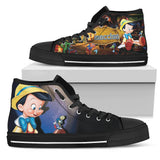 Pinocchio Shoes