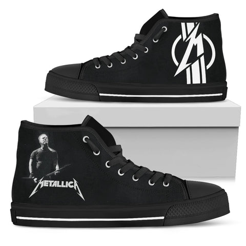 Metallica Shoes