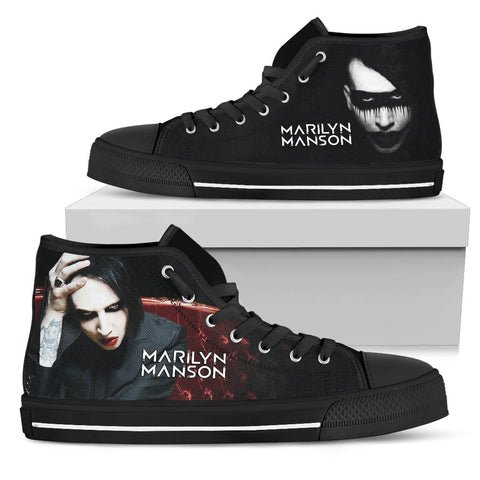 Marilyn Manson 2 Shoes