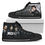 30 Seconds To Mars Shoes