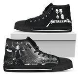 Metallica Shoes v4