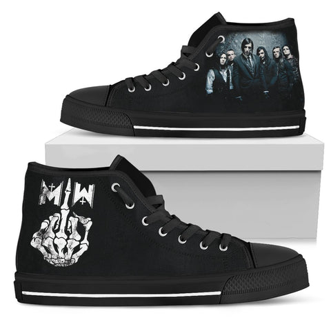 Motionless In White Shoes
