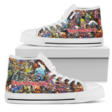 Iron Maiden 8 Shoes