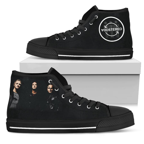 Soda Stereo Shoes
