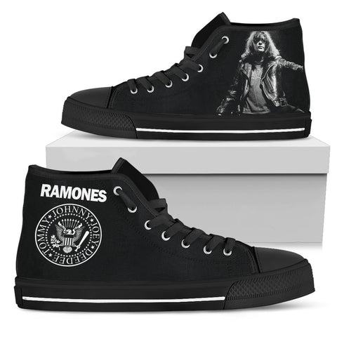 Ramones Shoes v3