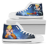 Dragon Ball Z shoes