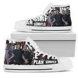 Simple Plan Shoes