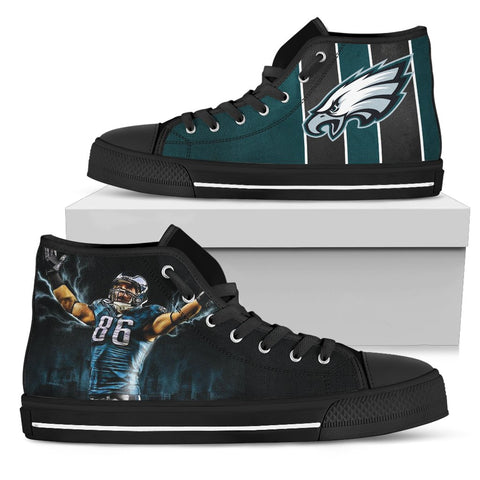 Philadelphia Eagles Shoes v4