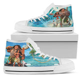 Moana Shoes v2