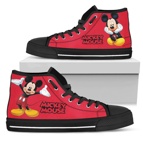 Mickey Mouse Shoes v8
