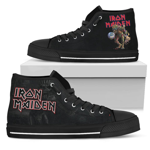 Iron Maiden Shoes v10