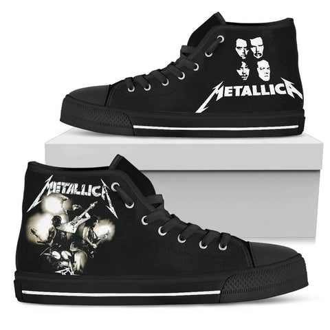 Metallica Shoes v2