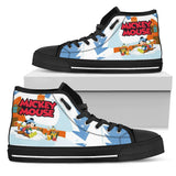 Mickey Mouse High Top 2