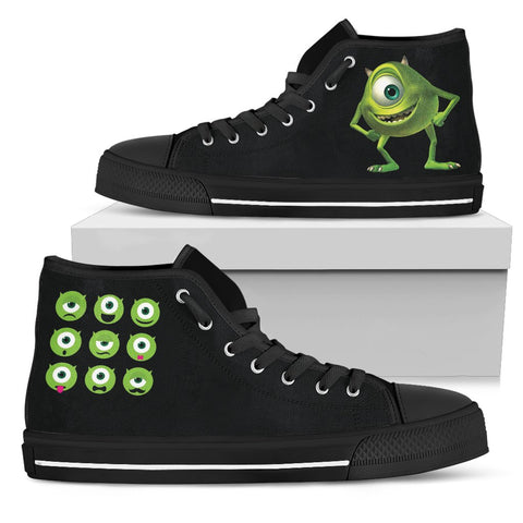 Mike Wazowski Shoes