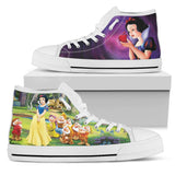 Snow White Shoes