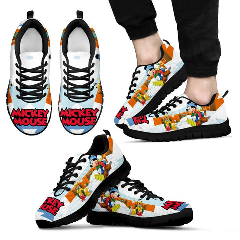 Mickey Mouse Sneakers 2