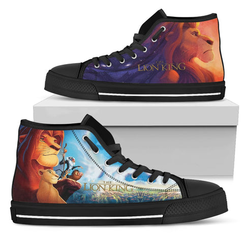 Lion King Shoes v2