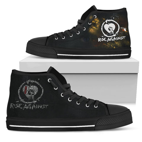 Rise Against Shoes