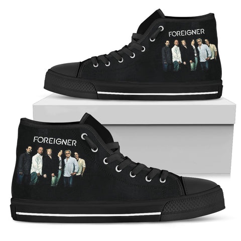 Foreigner Shoes