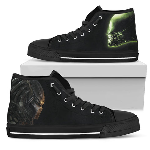 Alien Vs Predator Shoes